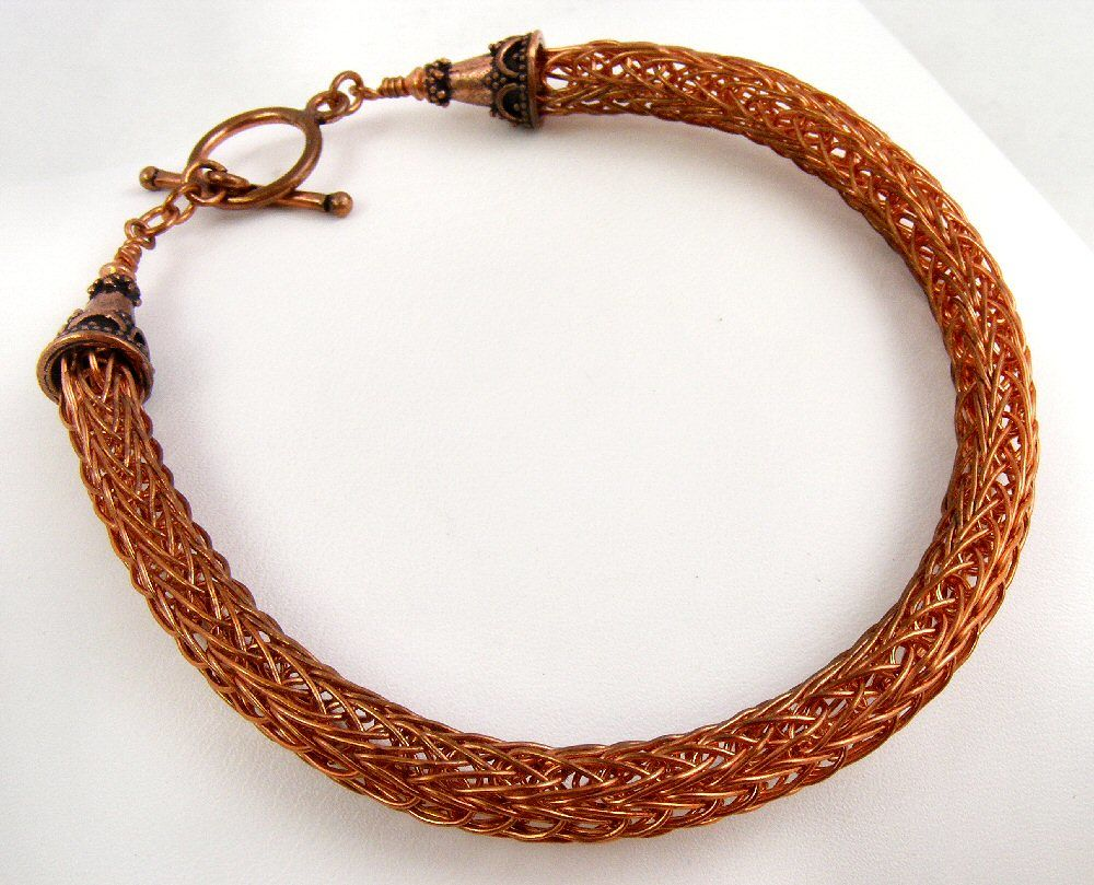 Viking Knit Wire Weaving - Say What? | Events | Pima County Public ...