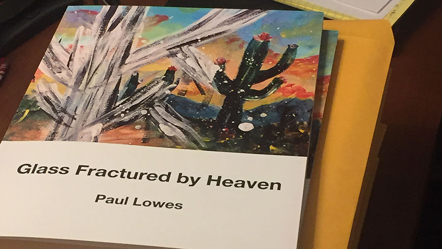 Poet Showcase - Paul Lowes   Events   Pima County Public Library