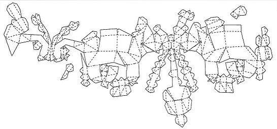 Xerocraft: Pepakura - 3D Model Building in Paper | Events